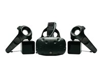 HTC VIVE - Business Edition - headset med virtuell verklighet - bärbar - 2160 x 1200 - HDMI, DisplayPort 2NC05AA#ABB